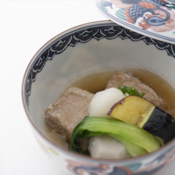 揚げ物:揚げ出し胡麻豆腐